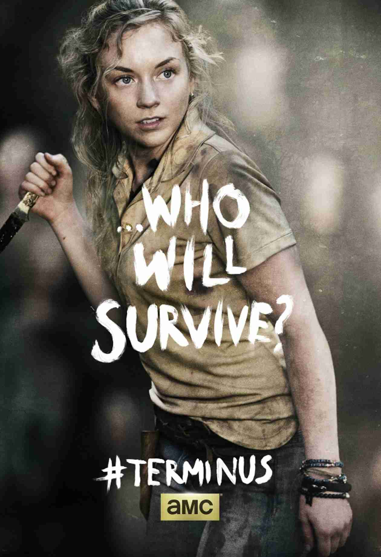 The Walking Dead Season 5: Who Will Save Beth? Emily Kinney on Daryl, Maggie Reunion