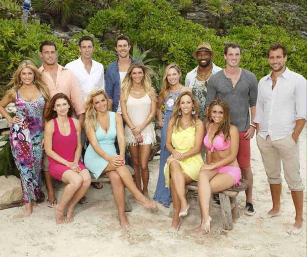 Get a First Look at The Bachelor in Paradise Cast and Their Swanky Mexico Digs
