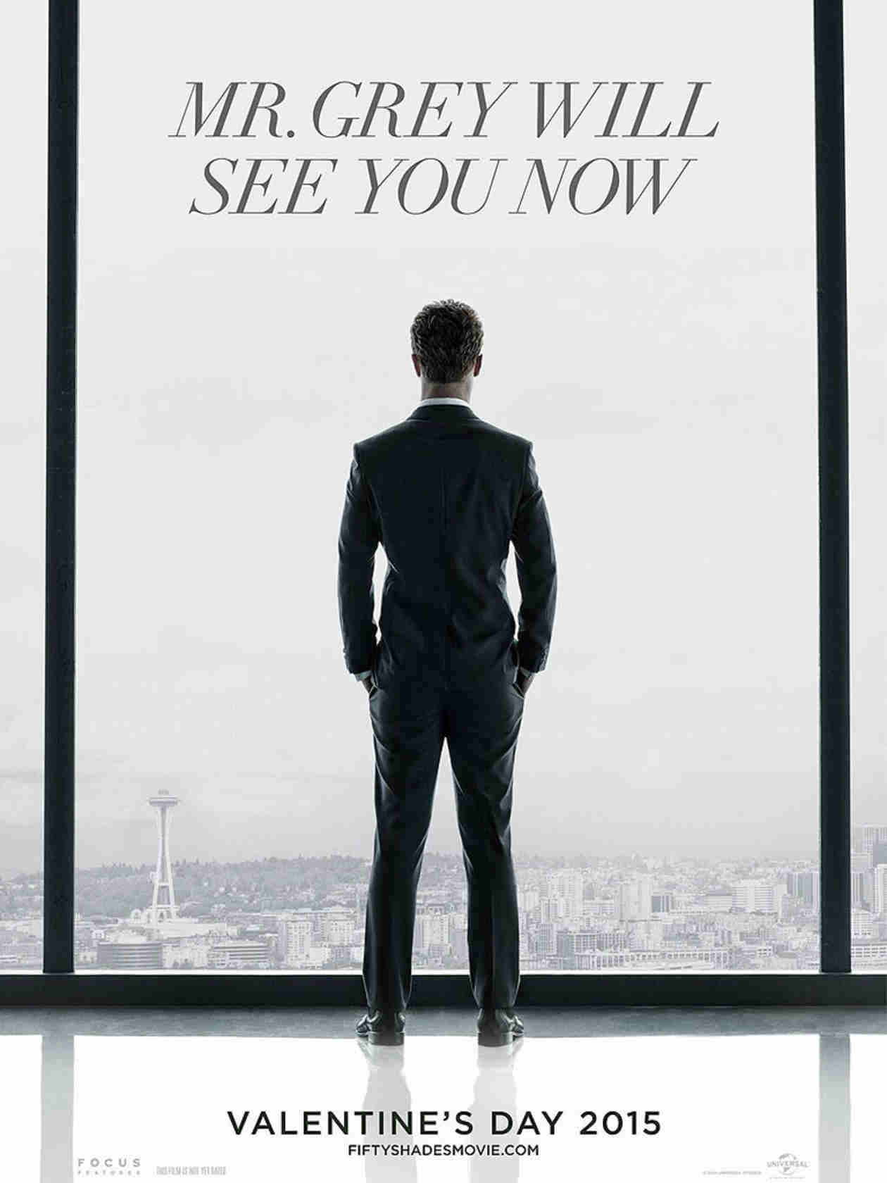 The First Fifty Shades of Grey Trailer is Here —Watch it Now! (VIDEO)