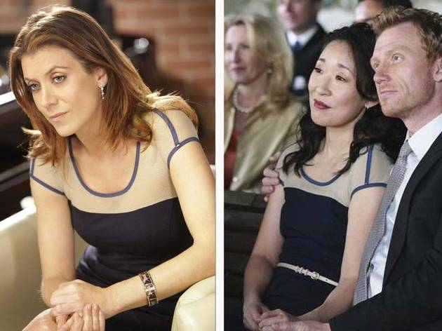 Grey's Anatomy Flashback: That Time Sandra Oh and Kate Walsh Played Same-Sex Lovers (VIDEO)