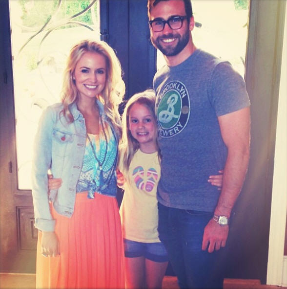 The Bachelorette's Emily Maynard Has a New Addition to Her Family! (PHOTO)