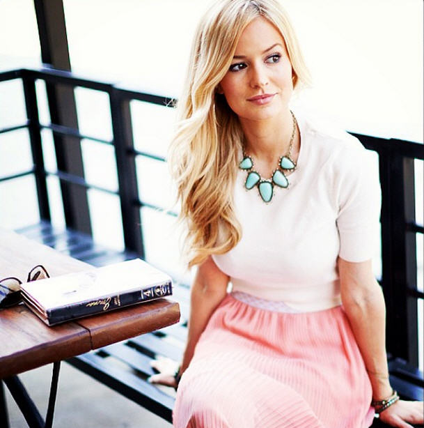 Emily Maynard Predicts America's Pick For The Bachelor 2015
