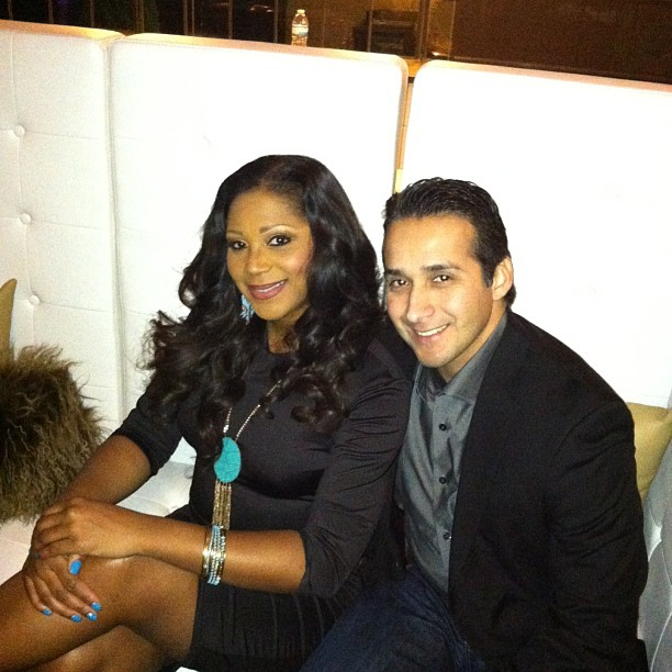 Trina Braxton Dishes on Relationship With Gabe Solis — Are They Back Together?