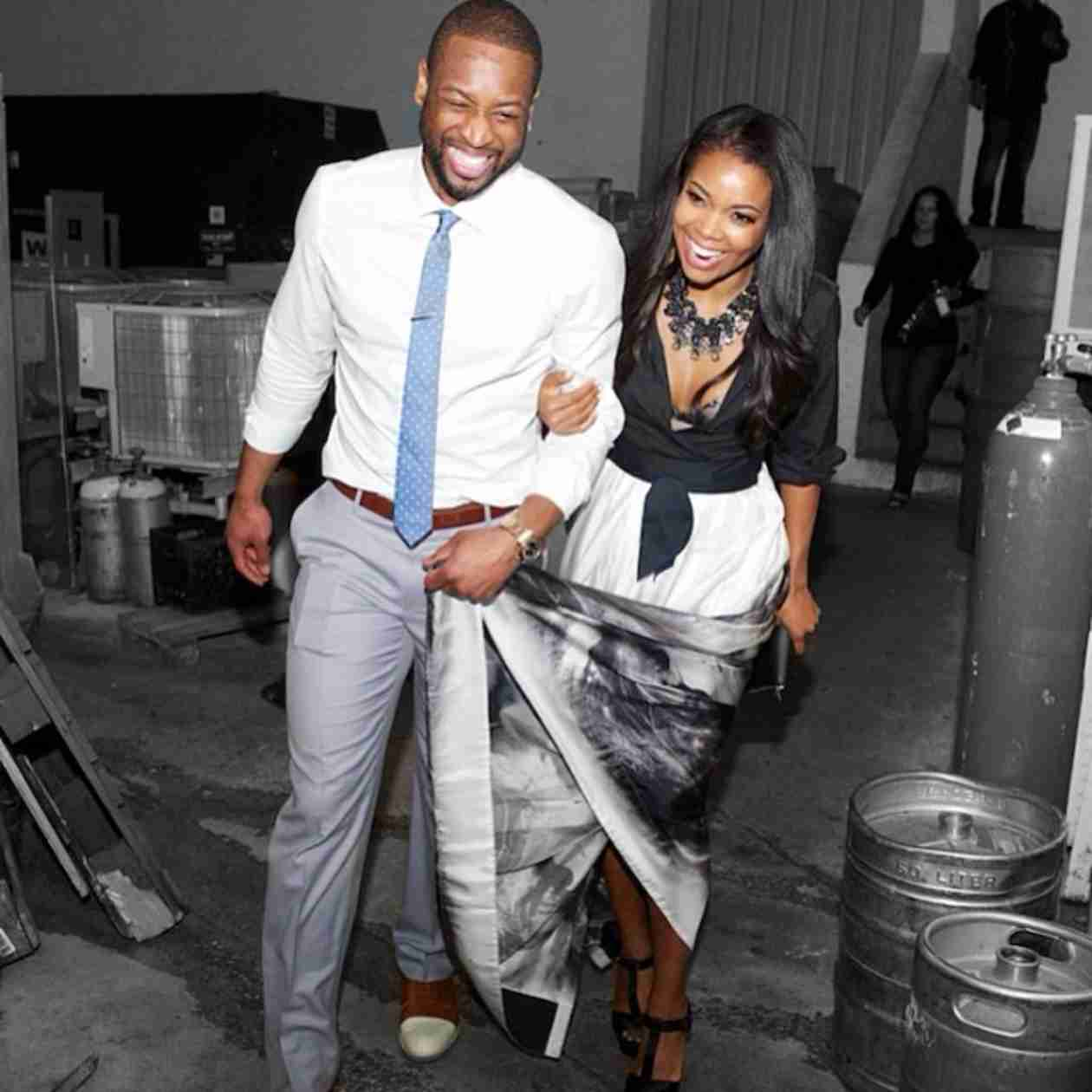 See Gabrielle Union and Dwyane Wade's Wedding Invitation — What's NOT Allowed?