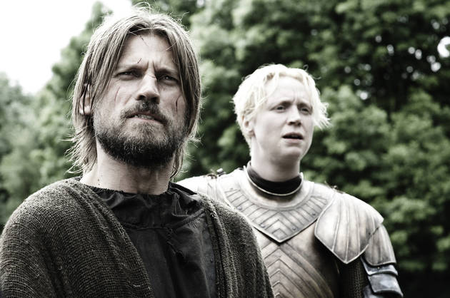 Game of Thrones Season 5 Spoilers: Do Brienne and Jaime Fall in Love?