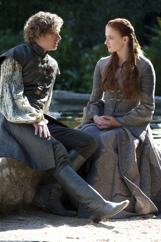 """Game of Thrones Season 5 Spoilers: Another """"Intimate"""" Scene for Loras — But Who With?"""