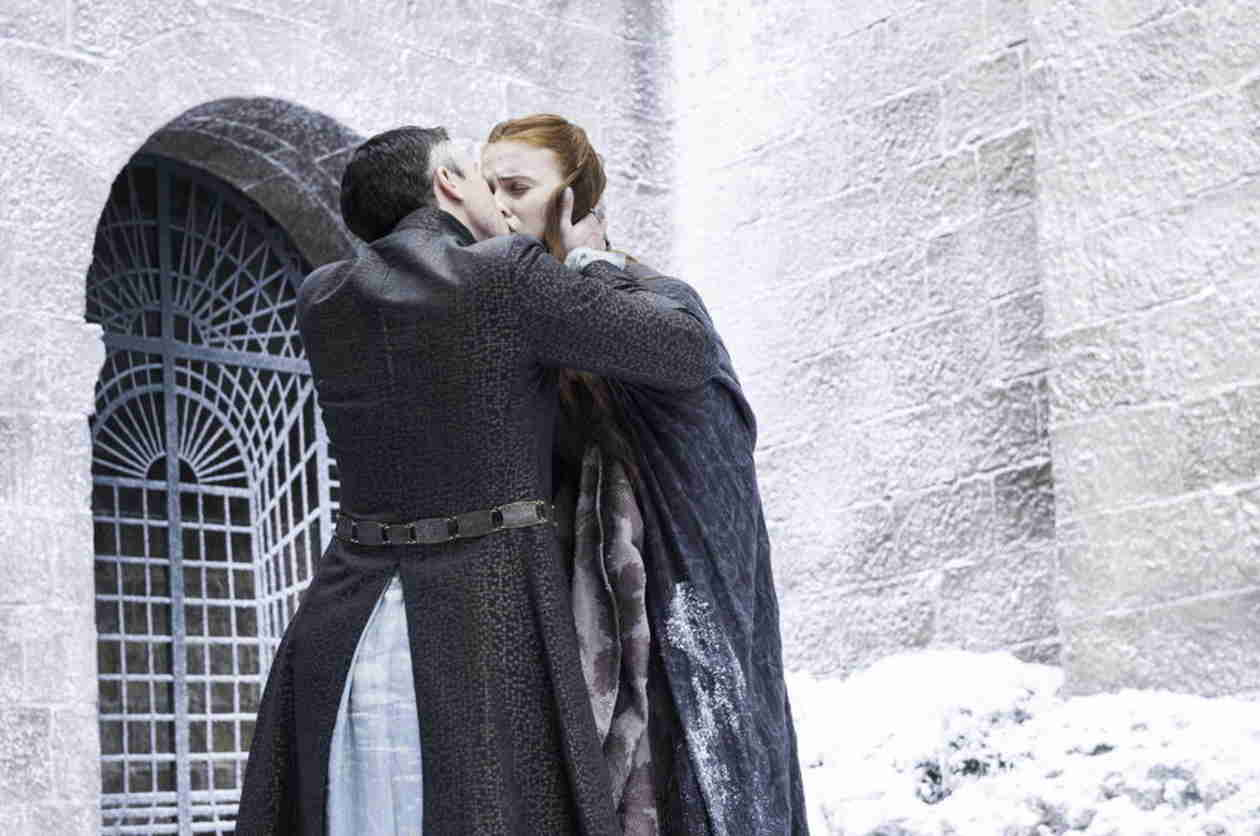 Game of Thrones Season 5 Spoilers: Do Sansa and Littlefinger Hook Up?