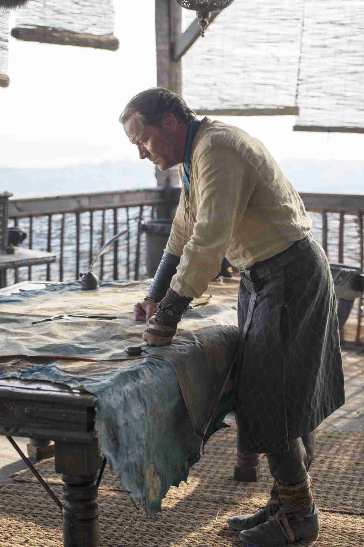 Game of Thrones Season 5 Spoilers: Is Jorah Back?