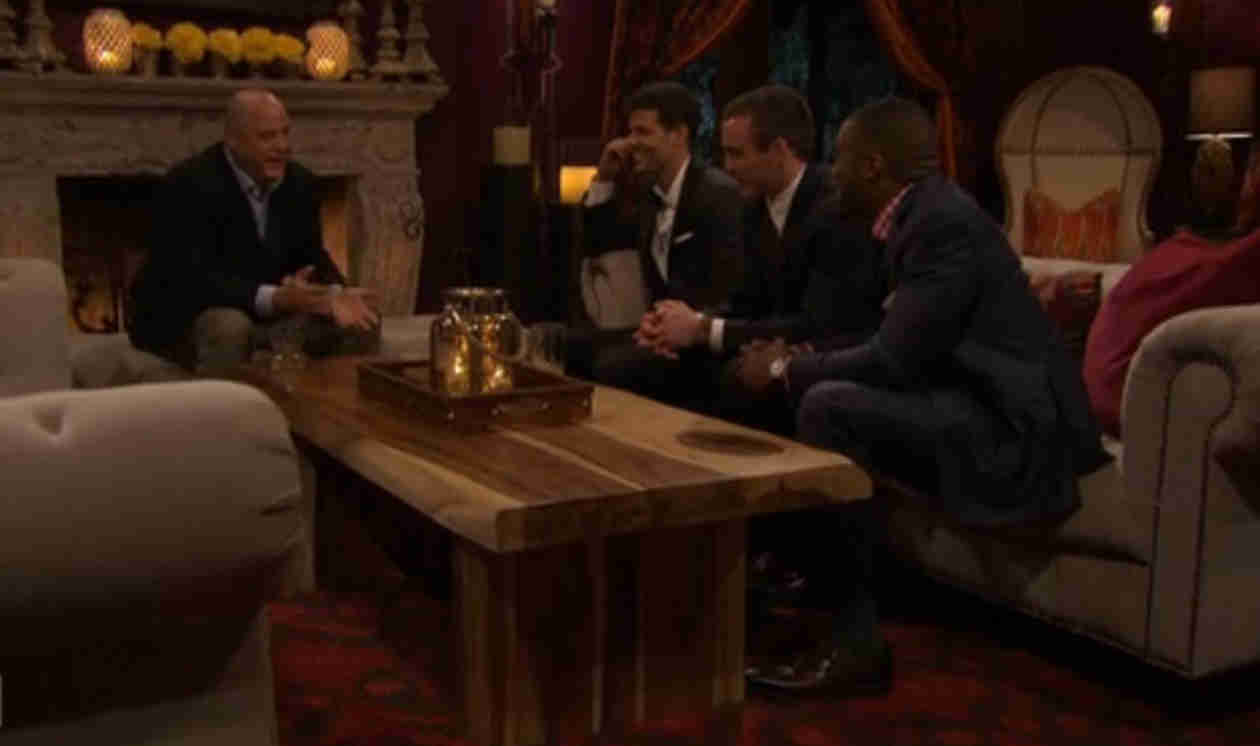 Bachelorette 2014: Andi Dorfman's Dad Calls Marquel Martin Out For Being a Suck Up (VIDEO)