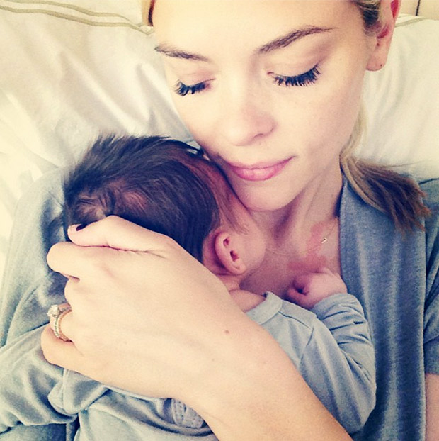 Jaime King Shares Truth About Conceiving Her Son After Five Miscarriages (VIDEO)