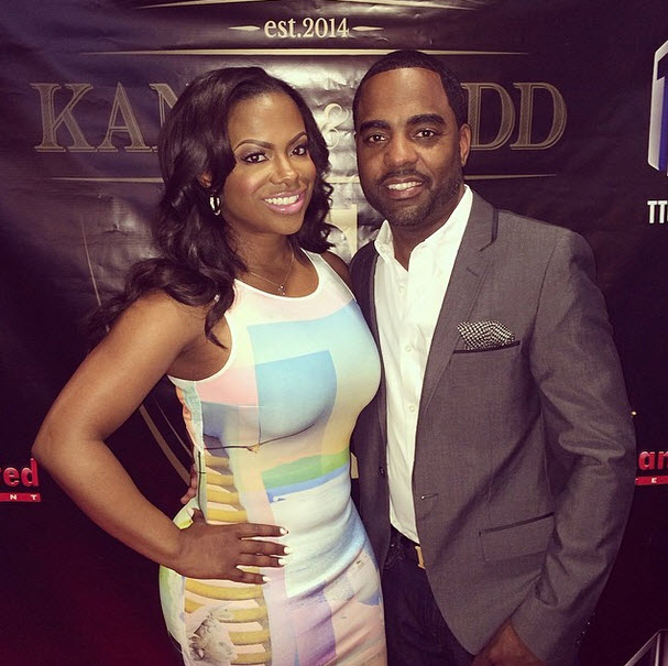 Kandi Burruss: I Will Not Give Out Any Baby Names! (VIDEO)