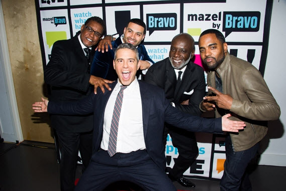 Peter Thomas Confirms Real Househusbands of Atlanta Spin-Off! (VIDEO)