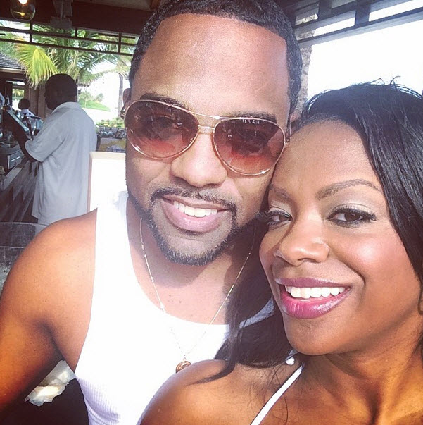 Watch Kandi Burruss and Todd Tucker as They Exchange Vows! (VIDEO)