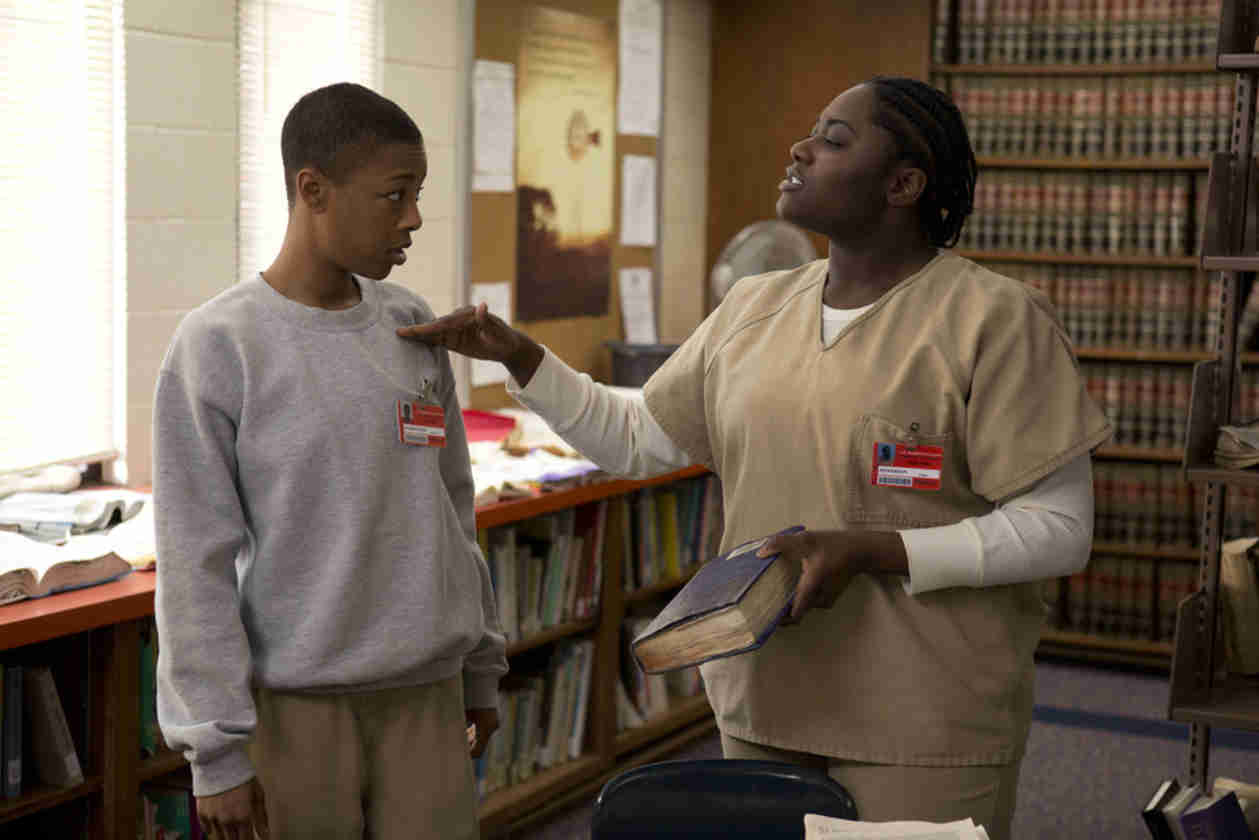Orange Is the New Black Season 3: What's Next for Taystee and Poussey?