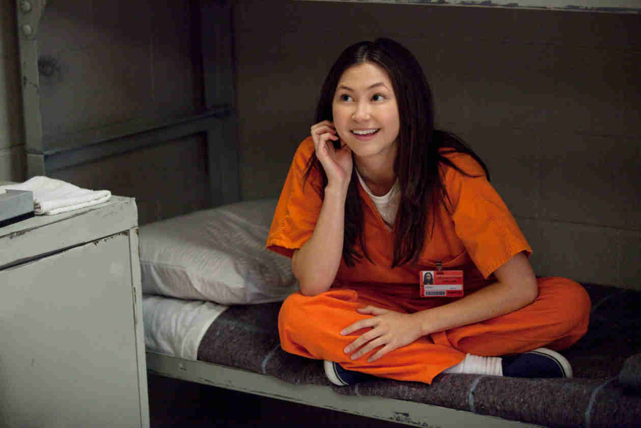 "Orange Is the New Black Made Orange Jumpsuits Too ""Cool"" for One Real Life Prison"