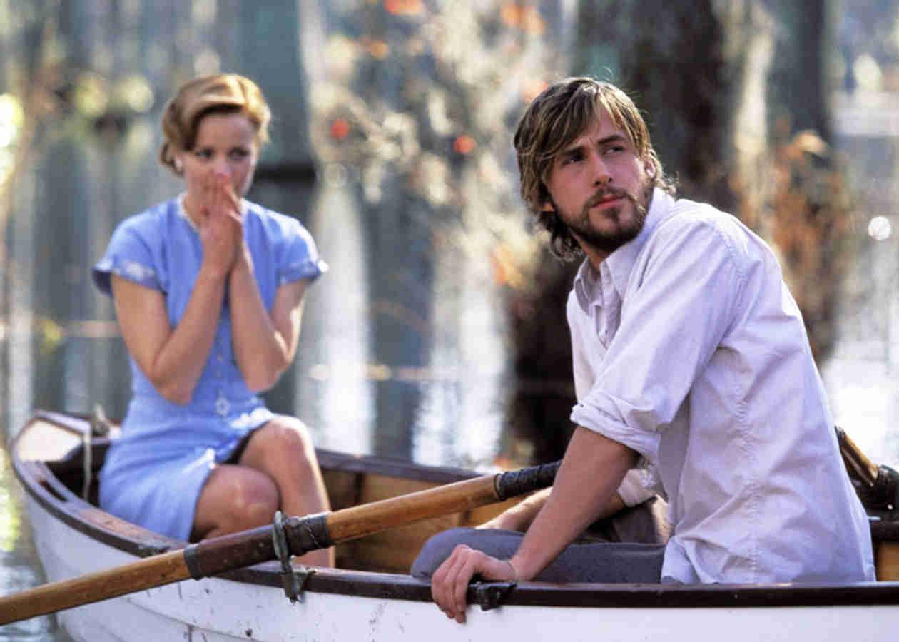 Ryan Gosling Originally Tried to Kick Rachel McAdams Off The Notebook Cast (VIDEO)