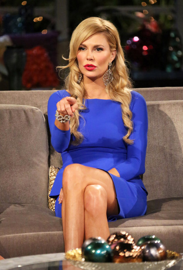 Will Brandi Glanville Sue LeAnn Rimes and Eddie Cibrian For Bad-Mouthing Her?