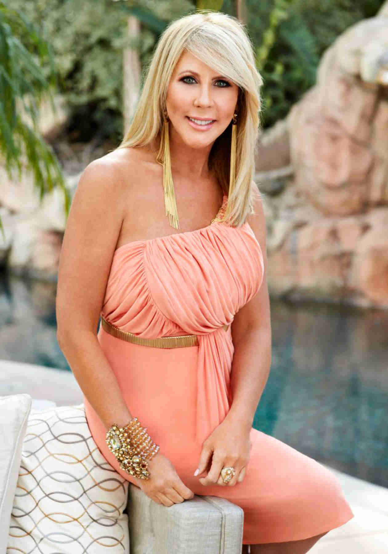 Vicki Gunvalson Reveals New Project — She Co-Wrote a Book, Y'all! (PHOTO)