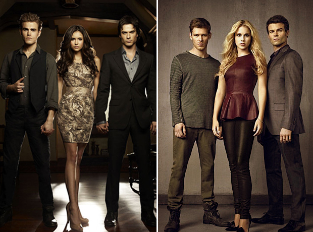 """Vampire Diaries Season 6: Will It Crossover With The Originals — """"Yes!"""""""