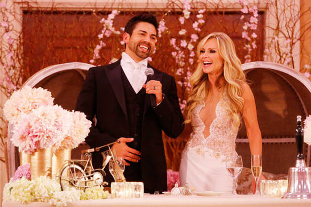 Did Tamra Barney and Eddie Judge Fake Their Baby Storyline?