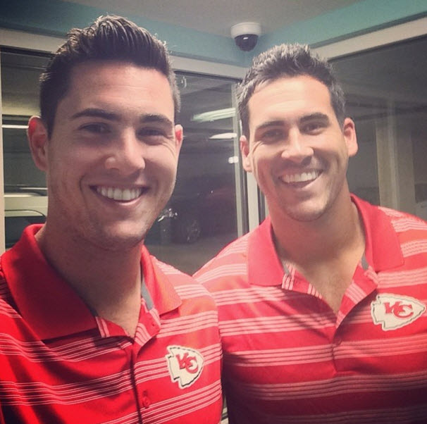 Andi Dorfman and Josh Murray's Brother Aaron Connected Before The Bachelorette!
