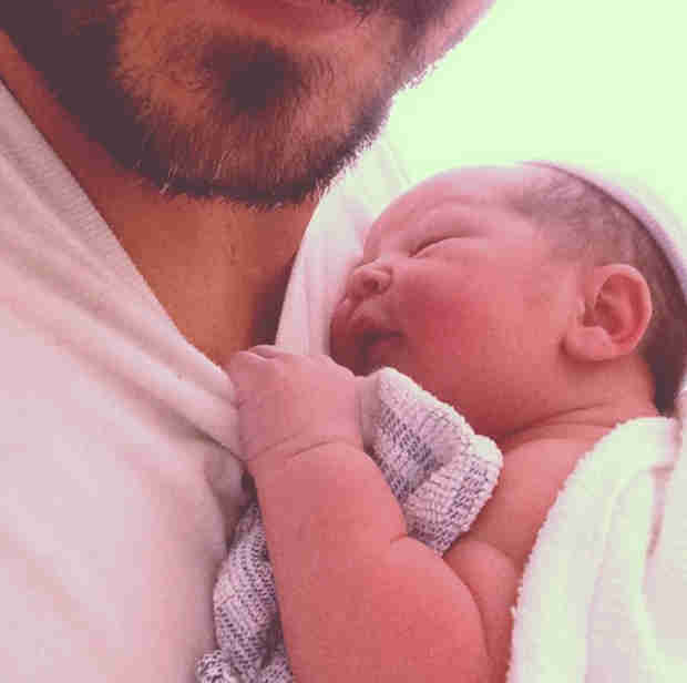 Designer Rebecca Minkoff Gives Birth — See Her Newborn Girl, Bowie! (PHOTO)