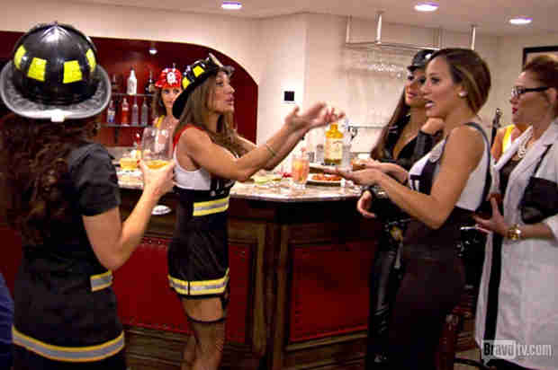 Melissa Gorga Feels Amber Marchese Was Just Using Her For RHONJ Camera Time