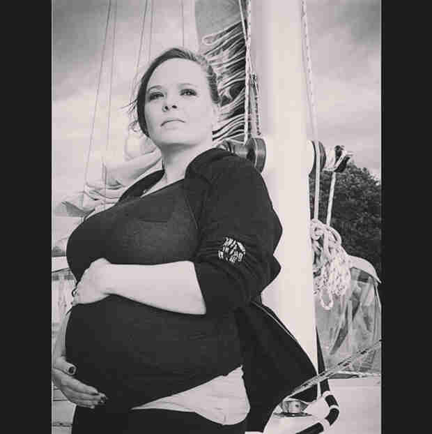 Breaking: Teen Mom's Catelynn Lowell Confirms Pregnancy! See Her Baby Bump (PHOTO)
