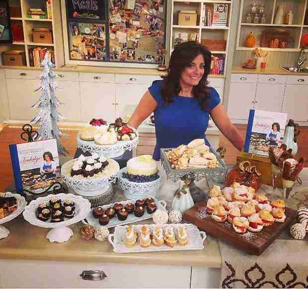 Kathy Wakile on Her #1 Selling Dessert Cookbook, Indulge: Delicious Little Desserts That Keep Life Real Sweet — Exclusive