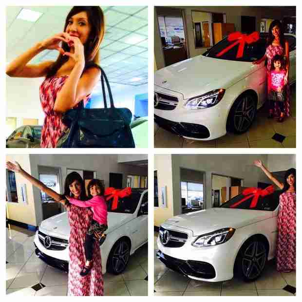 Farrah Abraham Buys a New Car! — How Much Did She Spend? (PHOTO)