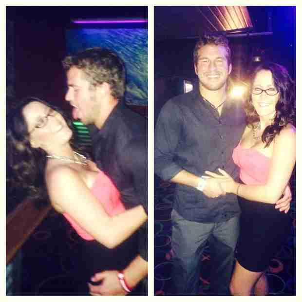 Jenelle Evans Hits the Town — Wearing a Tube Top! (PHOTO)