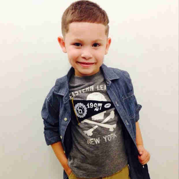 Kailyn Lowry's Son Isaac Is Ready For Pre-K — See His Styling Outfit! (PHOTO)