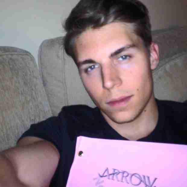 Former Glee Star Nolan Funk Joins Arrow As Felicity's Boyfriend