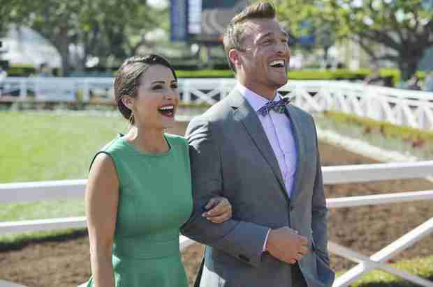 "Sean Lowe's Advice For Bachelor Chris Soules: ""When in Doubt, Ditch the Shirt"""
