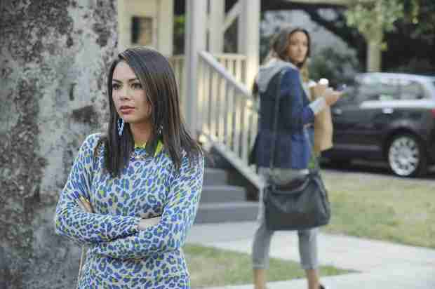 Janel Parrish Confirms She'll Return to Pretty Little Liars Next Season — In Flashbacks!