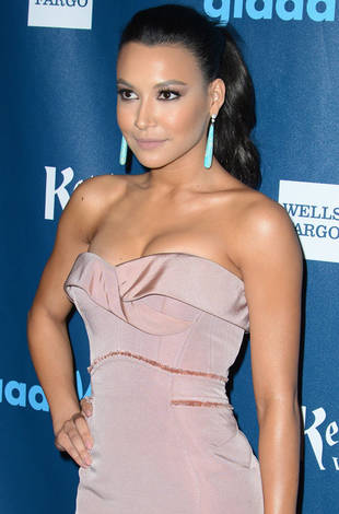 Naya Rivera Rises Above Teen Choice Award Loss, Congratulates Candice Accola on Her Win!
