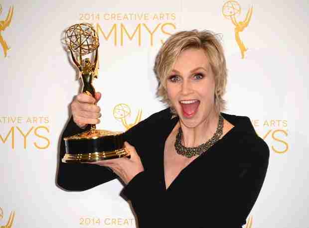 Jane Lynch emmy