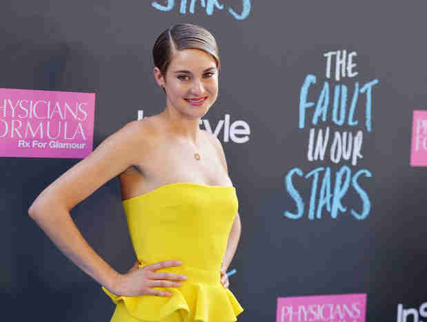 2014 Teen Choice Awards: Fault in Our Stars, Divergent, Shailene Woodley Win Big (VIDEO)