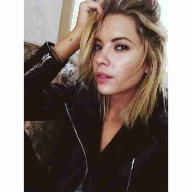 Ashley Benson Catches Harry Styles in an Awkward Position (VIDEO)