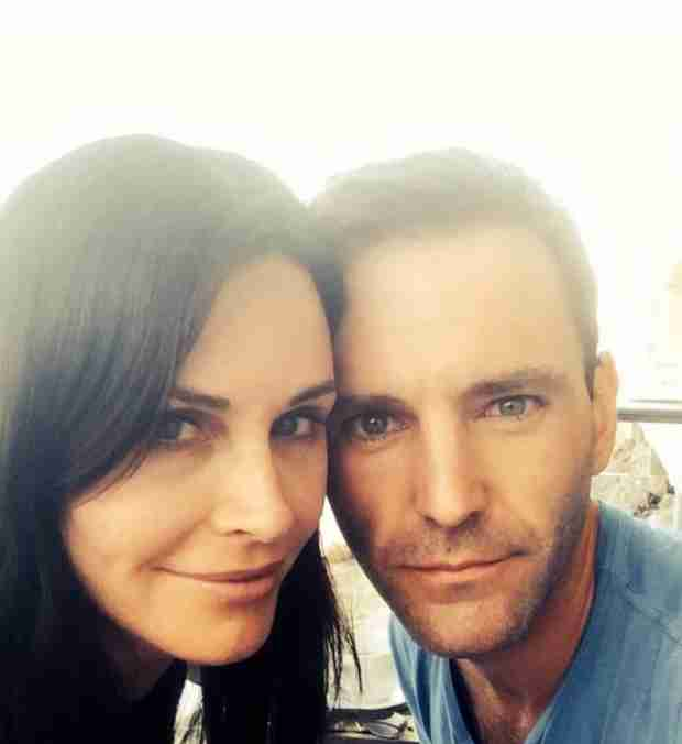 Courteney Cox Engaged to Johnny McDaid (UPDATE: Will David Arquette Attend? He Says…)