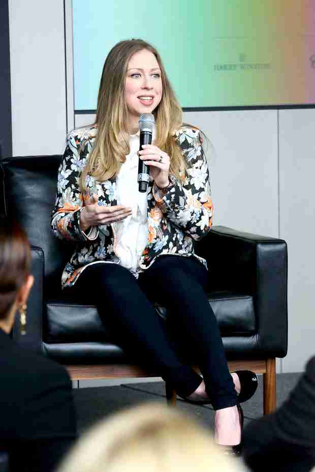 Pregnant Chelsea Clinton Leaves NBC News Job For Other Work and Motherhood