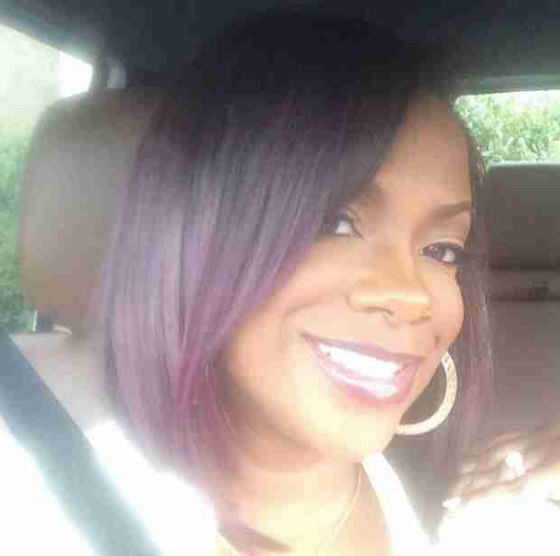 Kandi Burruss Dyes Her Hair — What Color Is it Now?