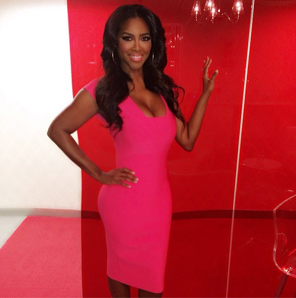 Kenya Moore on New RHOA Season 7 Cast Members: The Reports Aren't True!