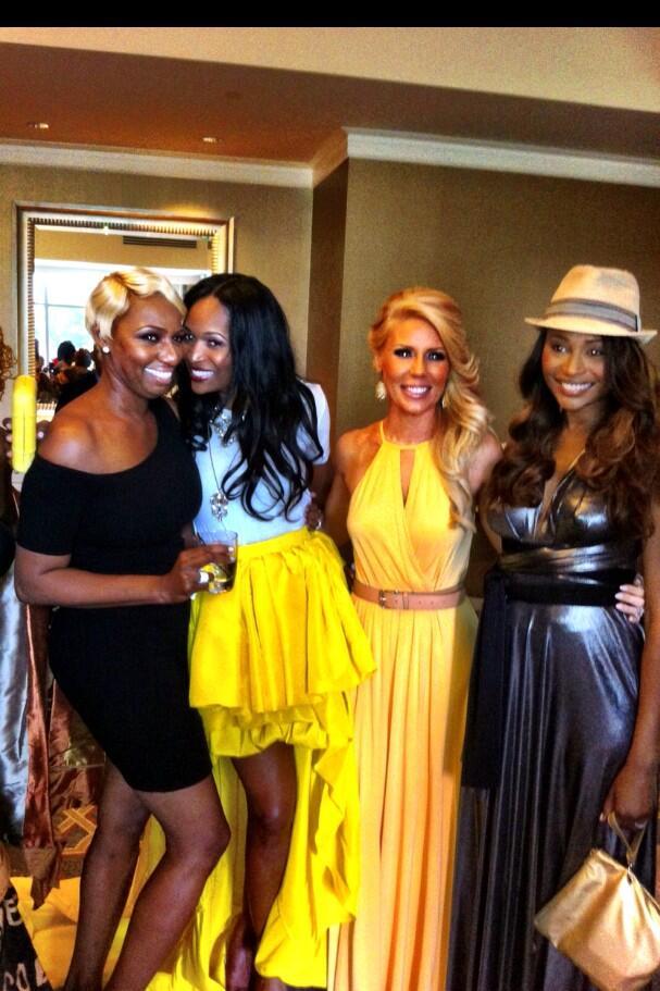 Real Housewives of Atlanta Season 7: NeNe Leakes and Cynthia Bailey Reconcile!