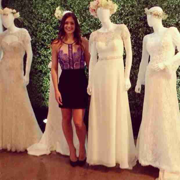 Bride-to-Be Desiree Hartsock Unveils Her Wedding Dresses!