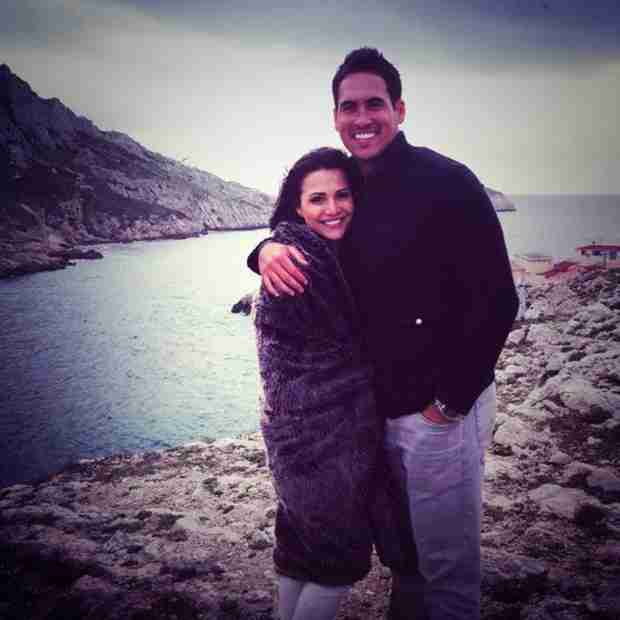 Bachelorette Andi Dorfman and Josh Murray's First Date Throwback Pic! (PHOTO)