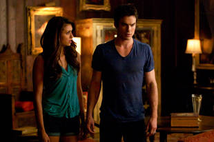 The Vampire Diaries Season 6 Burning Question: Is Delena Doomed?