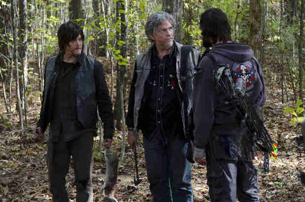 Robert Kirkman: If Daryl Dixon Were Gay, AMC Would Be Fine With It