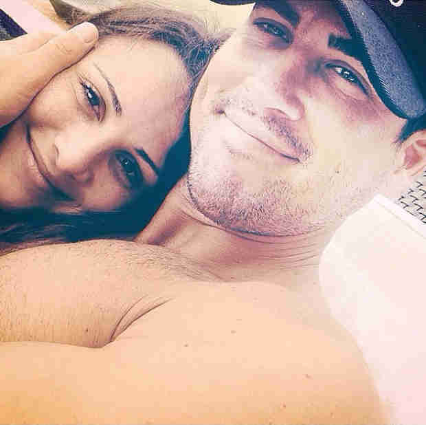 Andi Dorfman Shares Shirtless Pic of Josh Murray From Day After Proposal