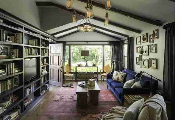 Check Out Ian Harding's Pretty Little Lair — It's a Bohemian Paradise!